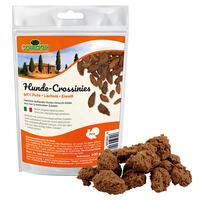 Schecker honden-croutons, kalkoen