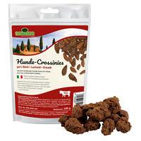 Schecker honden-croutons, rund
