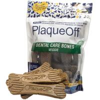 Honden-kauwartikel PlaqueOff® Dental Care Bones