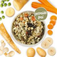 Veggie mix met aardappelen + groente