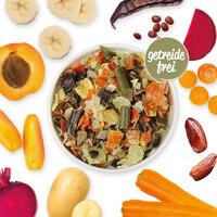 Veggi-mix met groenten + fruit