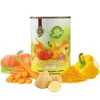 DOGREFORM pure groente - geel