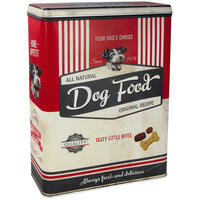 Pfotenschild voorraadbussen Dog Food Original Receipe
