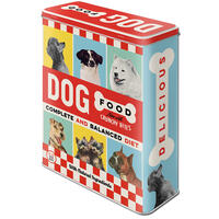 Nostalgic-Art voorraadbus XL Dog Food Crunchy Bites