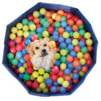 Karlie ballen voor honden-ballenbak