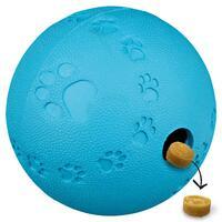 Geheel rubberen snackbal, hondenspeelgoed