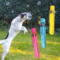 Bellenblaasspel voor honden