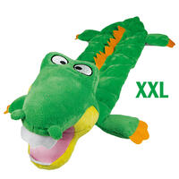 XXL-krokodil met piepgeluid