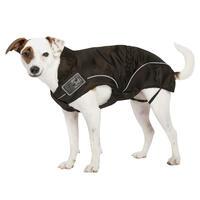 DogBite-regenjack kleur: zwart