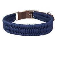Schecker Parachute halsband, kleur: Navy