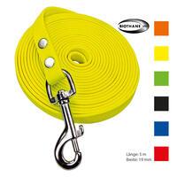 Biothane® revierlijn zonder handlus, 5 m / 19 mm