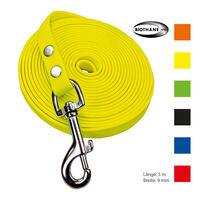 Biothane® revierlijn zonder handlus, 5 m / 9 mm
