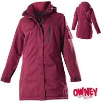 OWNEY Softshell-jas voor dames Arctic
